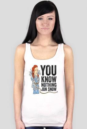 You know nothing, Jon Snow 002