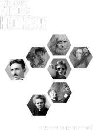 Famous Hackers (one side)