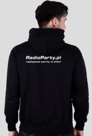 Bluza z kapturem RadioParty.pl
