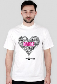 BARBZ HEART for Boys (White)