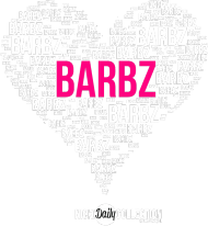 BARBZ HEART for Girls (Black)