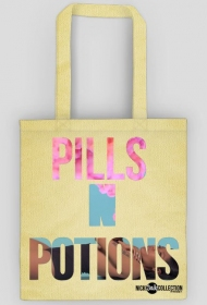 PILLS N POTIONS BAG