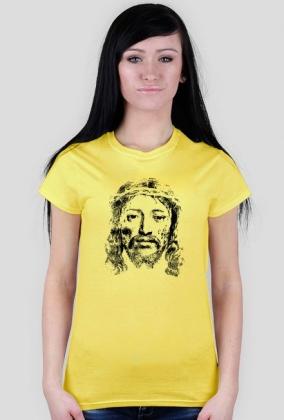 Jezus Chrystus - Koszulka Damska