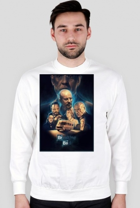 Bluza Breaking Bad