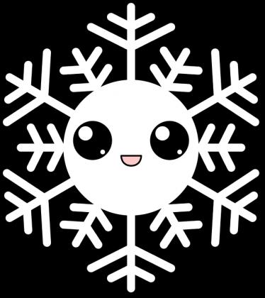 Znalezione obrazy dla zapytania śnieżynka