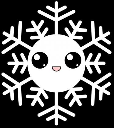 Śnieżynkowy kubek!