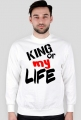 "Bluza ""KING OF MY LIFE"""