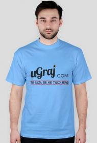 T-Shirt z logiem na przodzie