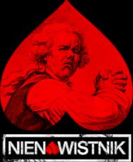 Dzianina Męska Klasyczna NIENAWISTNIK III