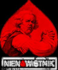 Dzianina Męska Klasyczna NIENAWISTNIK II