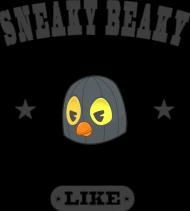 CSGO: Sneaky Beaky Like! (Damska V-Neck)