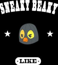 CSGO: Sneaky Beaky Like! (Ciemna bluza, męska)