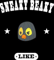CSGO: Sneaky Beaky Like! (Ciemna V-Neck)
