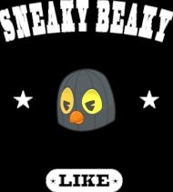 CSGO: Sneaky Beaky Like! (Czarna bluza, damska)