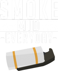 CSGO: Smoke Mid Everyday (Bluza męska)