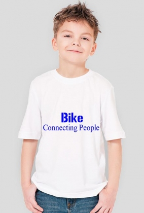 Bike connecting people