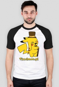 Pikachu Gentelmen dwukolorowa