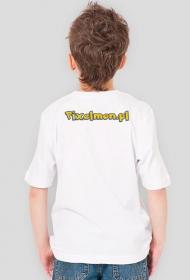 Dziecięca koszulka Pikachu
