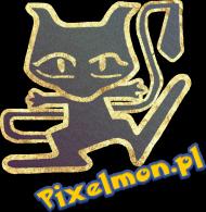 Znaczek Pixelmon.pl z Mew