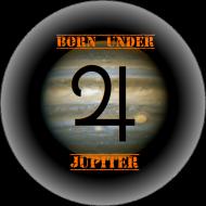 Koszulka BORN UNDER Jowisz