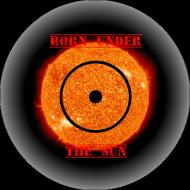 Koszulka BORN UNDER Słońce