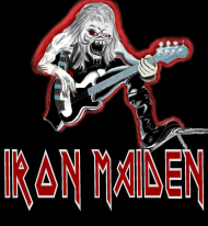 Iron Maiden Band Shirt
