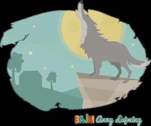 Bajki Anny Łajming - Wilk obrońca