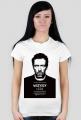 Dr House - Wszyscy leżą (Everybody lies) - damska koszulka