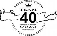 Team Ouzo - biala
