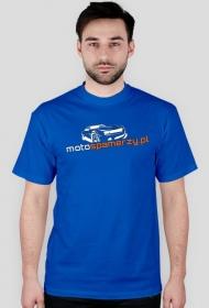 T-shirt Motospamerzy nadruk przód