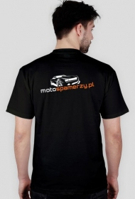 T-Shirt męski Motospamerzy