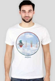 LIFE IS A GAME (T-SHIRT MĘSKI SLIM)