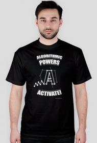 Algorithmic Powers Activate