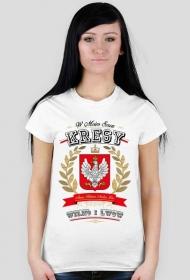 Kresy - koszulka damska