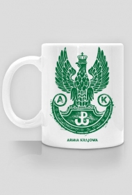 Armia Krajowa - unikalny wzór - kubek