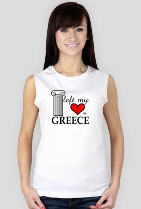 I left my heart in Greece