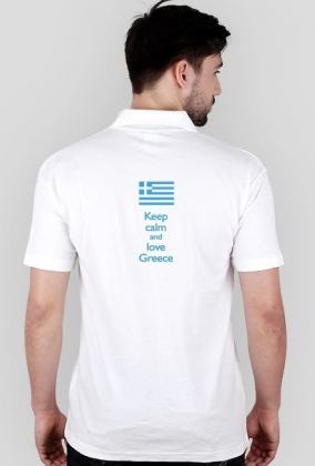 Keep calm and love Greece