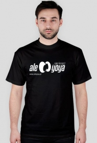 Koszulka aleyoya czarna