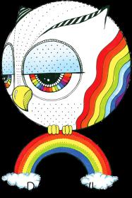 Rainbowl Torba