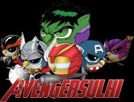 Avengersulki Wlepy
