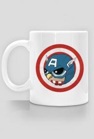 Kapitan Amerykanulka Kubek