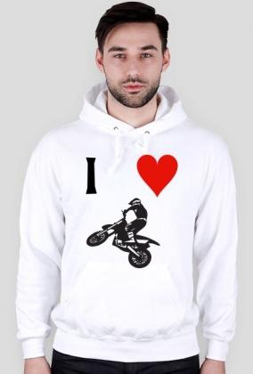 I love moto bluza :)