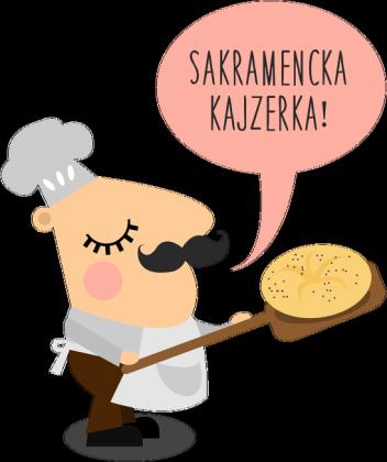 "Eko torba ""Sakramencka kajzerka!"""