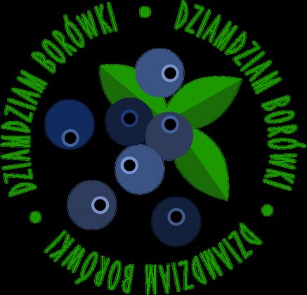 """Eko torba """"Dziamdziam borówki"""""""