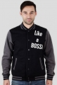"Bluza Męska ""College"" S/M/XL/XXL - Like a BOSS!"