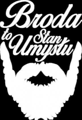 Koszulka T-Shirt Broda to Stan Umysłu