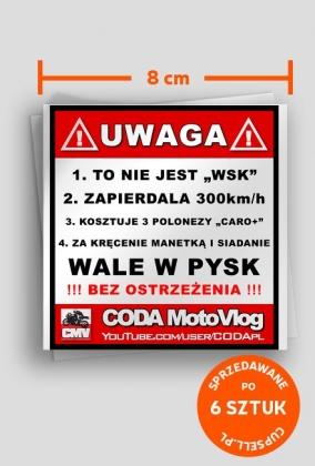 !UWAGA! VLEPA x 6
