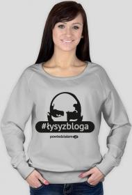#ŁysyBluzaWoman