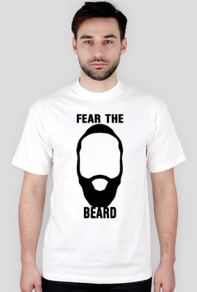 "T-Shirt ""Fear the Beard"""