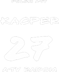 "Koszulka ""Kacper 27"""